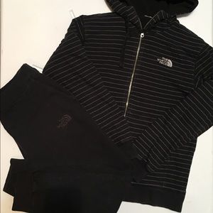 Men's Northface Bundle Sz Large